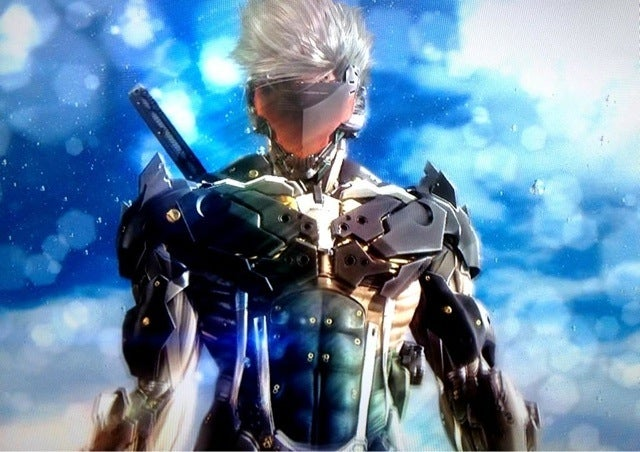 The Metal Gear Rising Demo Sure Looks Pretty