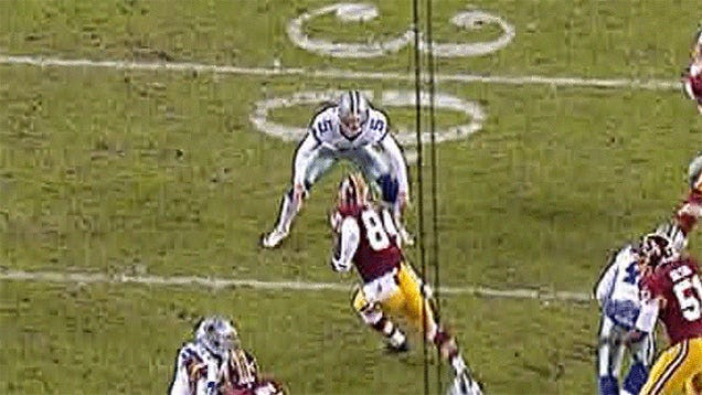 Poor Tony Romo: Cowboys-Redskins In Five GIFs