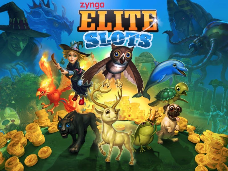 Zynga Elite Slots is One Part Slot Machine, One Part Massively Multiplayer Boss Raid