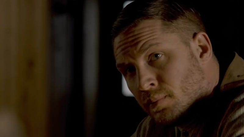 Watch Tom Hardy's Lips Whisper Threats in the New Trailer for Lawless