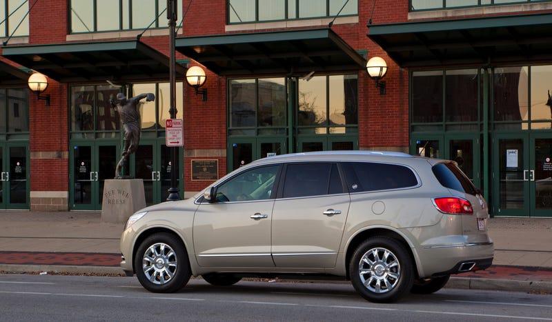 Buick Enclave: Jalopnik's Buyer's Guide