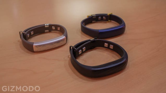 Jawbone's UP3 Brings More Fashion to Fitness Trackers