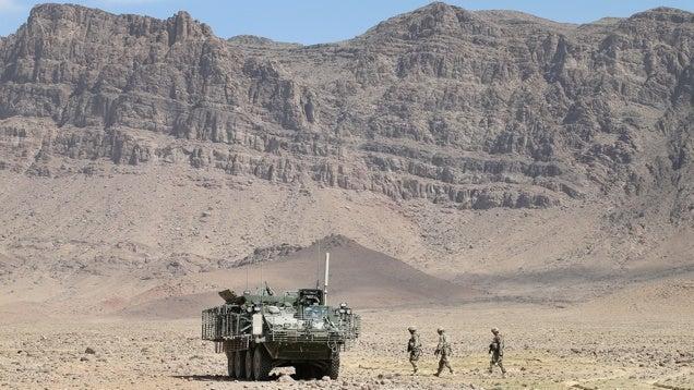 Öt ISAF-katona halt meg Afganisztánban