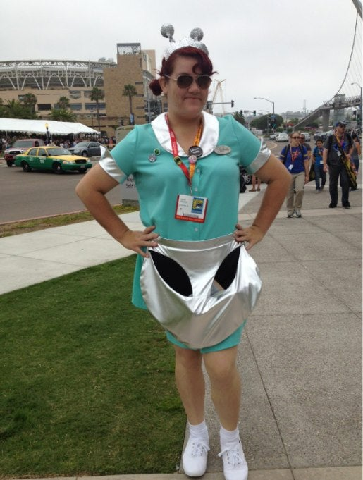 The Absolute Best Cosplay of 2012