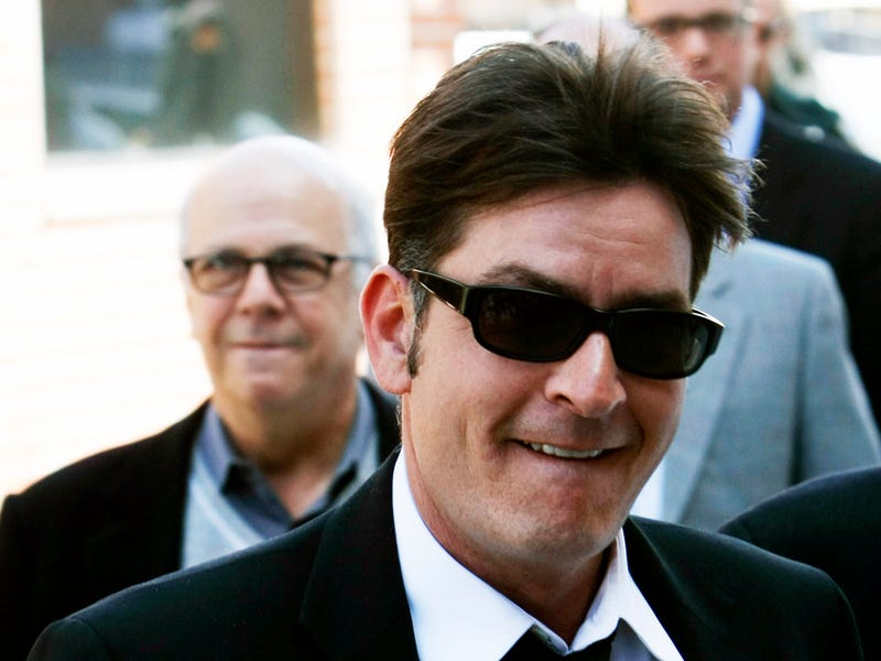 Booze-Fueled Bender Sends Charlie Sheen to the Hospital (Update)