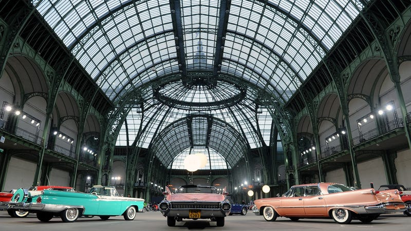 Is This The Prettiest Car Auction In The World?
