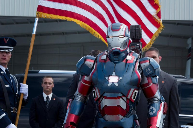 Will Don Cheadle's War Machine join the Avengers in Age of Ultron?