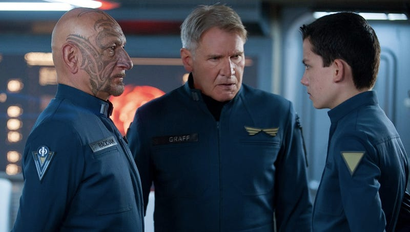 Ender's Game is thrilling, but not heart-breaking