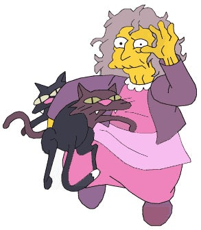 The Myth & Reality Of The Crazy Cat Lady