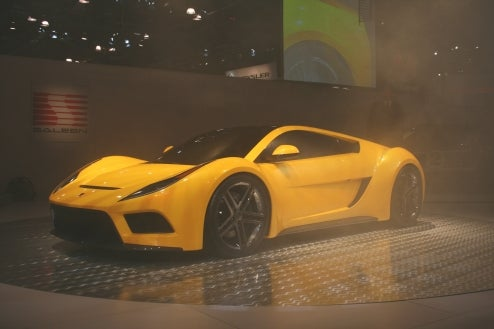 Saleen S5S Raptor Concept Unveiled At New York Auto Show