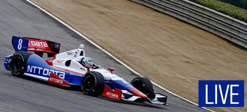 Ask IndyCar And Corvette Racing Ace Ryan Briscoe Anything