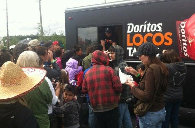 After Evil Taco Bell Hoax, Alaskan Town Gets 10,000 Free Doritos Locos Tacos