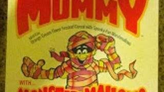 SnackTAYku: Monster Cereals - Yummy Mummy