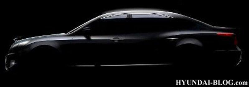 2010 Hyundai Equus Sketches Hit The Web