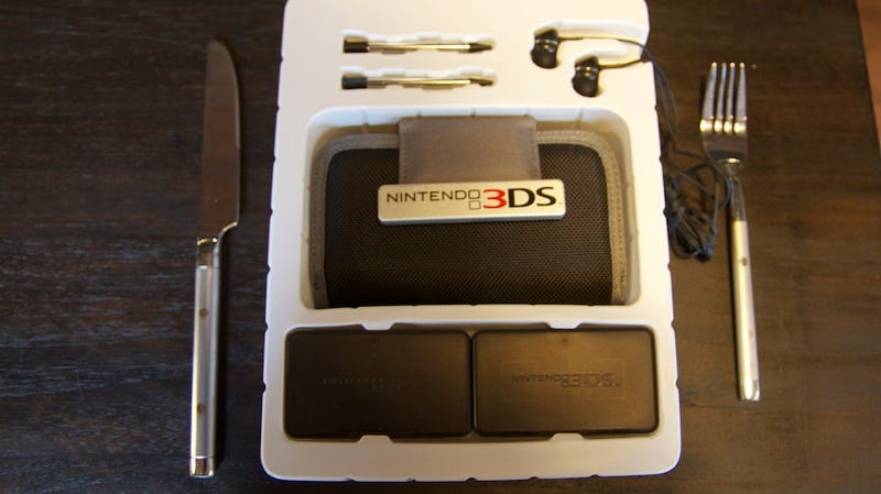 These Are Your Power A 3DS Accessories