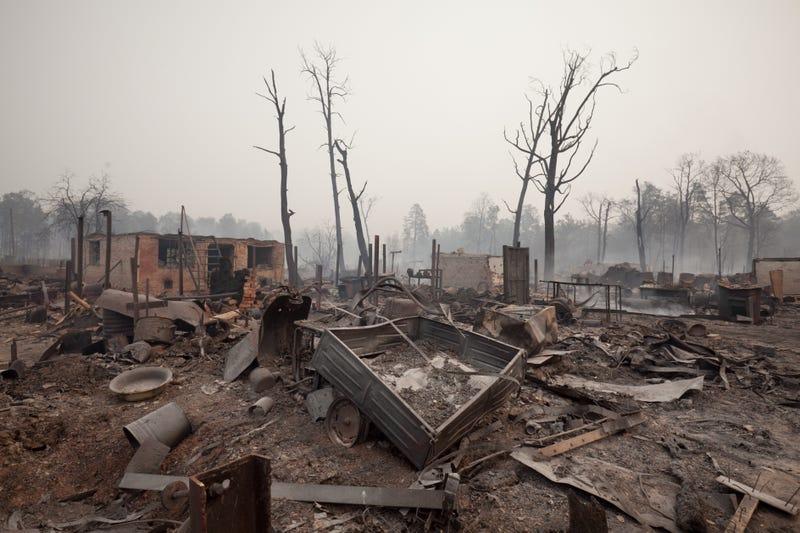 Breathtaking and Horrifying Images of Nature's Destructive Power