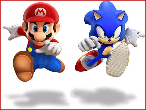 Another Mario Sonic Collaboration in the Works?