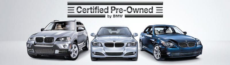 "BMW Will ""Un-Certify"" Your CPO Car If You Don't Purchase From BMW"