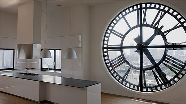A Must Have Apartment For Millionaire Clock Lovers
