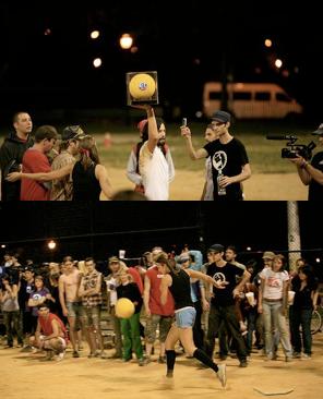 Hipster Kickball Splittists Form Their Own Teams