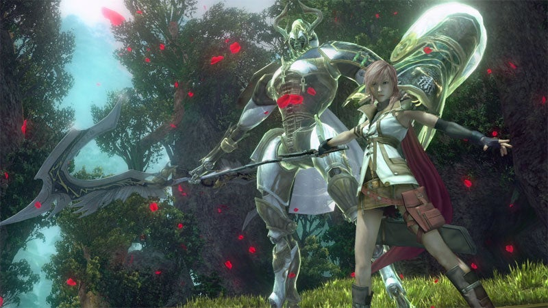 """Final Fantasy XIII To Ship On """"About"""" Three DVDs On Xbox"""