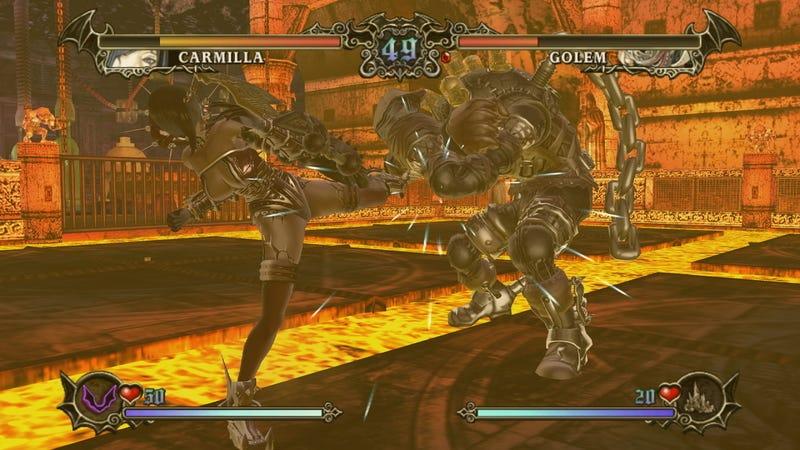 Castlevania Judgment's Latest Trio Of Gothic Misfits