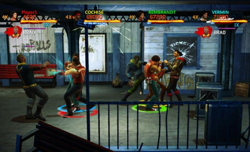 XBLA This Week: Zombies, Warriors, And Particle Physics
