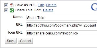 Convert Google Reader Items to PDFs