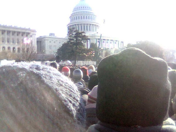 Your Inauguration Day Images: A Gallery