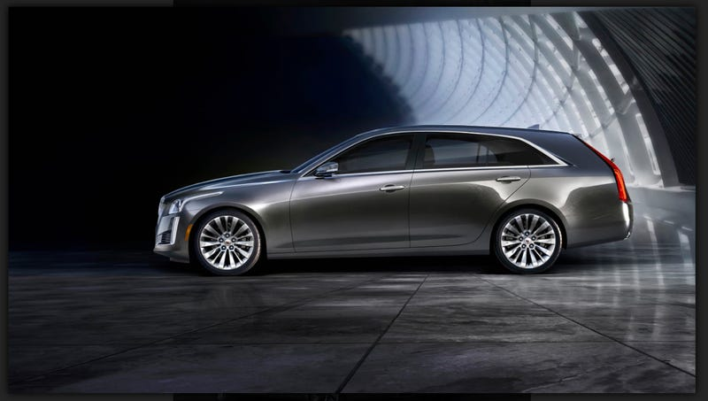 2014 Cadillac CTS Sport Wagon: This is it