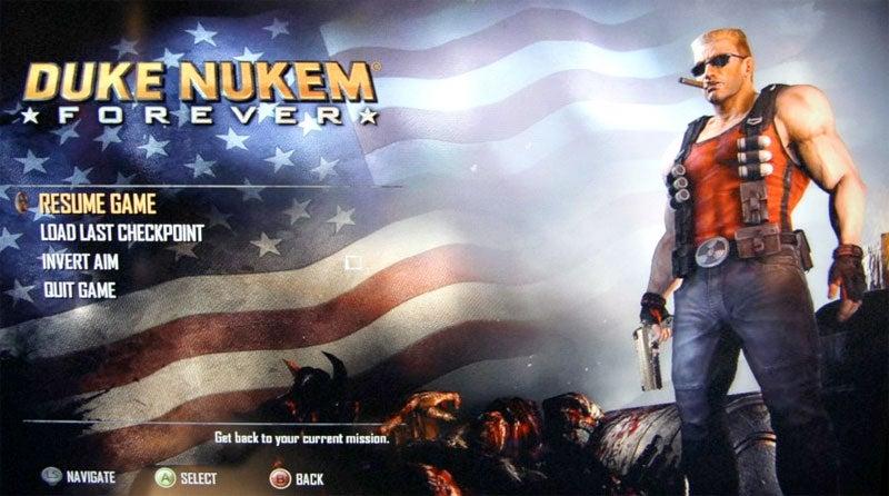 Duke Nukem Forever Impressions: Two Girls, One Duke