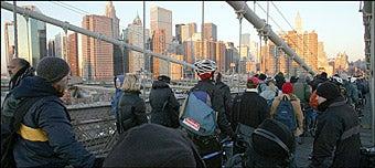 NYC Transit Strike: Instant carpool