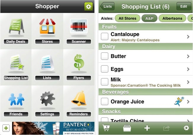 The Best iPhone Shopping Apps