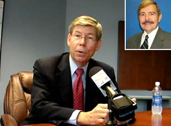 Florida's Attorney General on George Rekers: He Was the Best Anti-Gay Expert Available