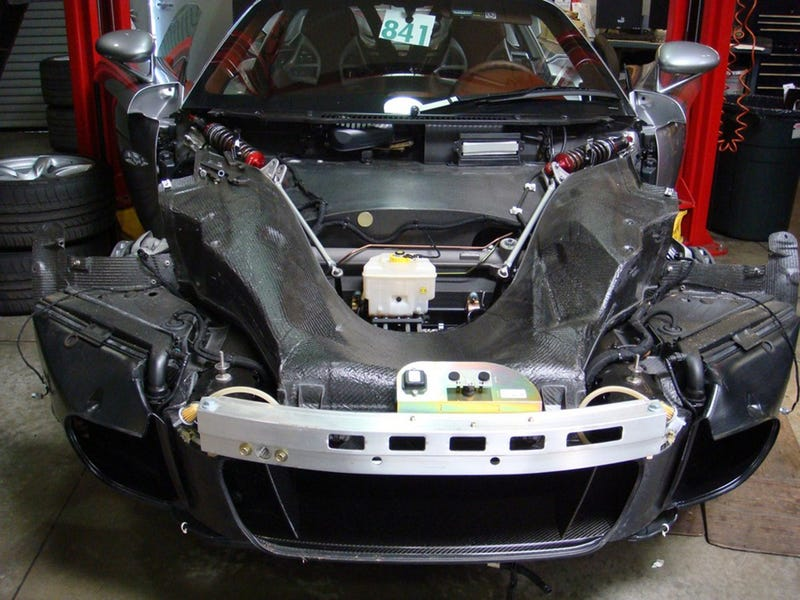 Supercar Teardown: Porsche Carrera GT