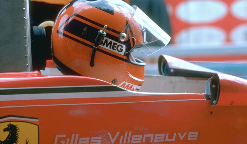 Why You Need To Worship Gilles Villeneuve