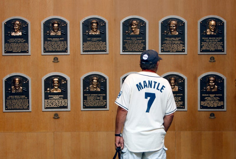 Maddux, Glavine, Thomas Elected To The Baseball Hall Of Fame