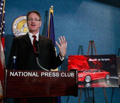 Audi U.S. Prez: Politicos Should Be Powertrain Polygamists