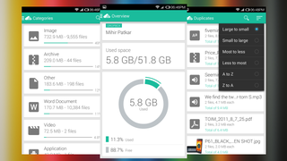 Unclouded Finds Out What's Eating Your Google Drive and Dropbox Space