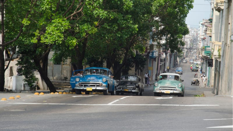 In Communist Cuba, Car Love Runs Deep out of Necessity
