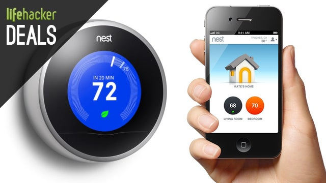 Nest Thermostat, Expand Your Mac's Storage, Lightning Charger [Deals]