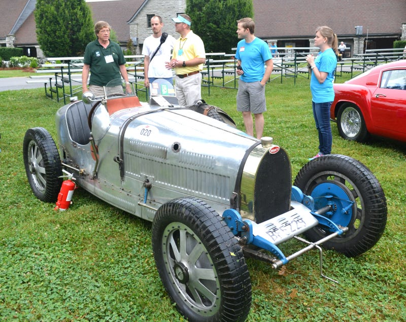Pick Your Favorite Race Car at the Keeneland Concours d'Elegance