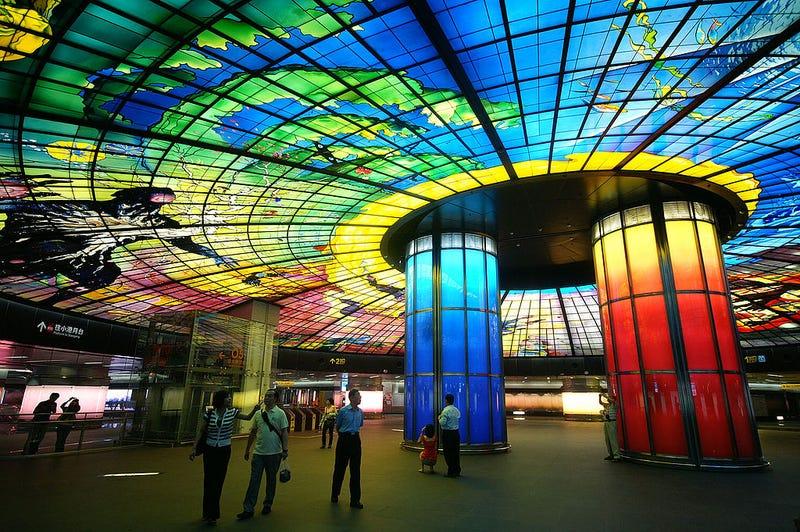 15 de las estaciones de metro más espectaculares del mundo
