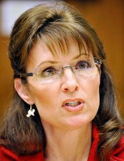 Sarah Palin Thinks You All Are A Bunch Of Drama Queens