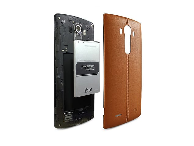 LG Accidentally Reveals Its Leather Clad G4 Weeks Early
