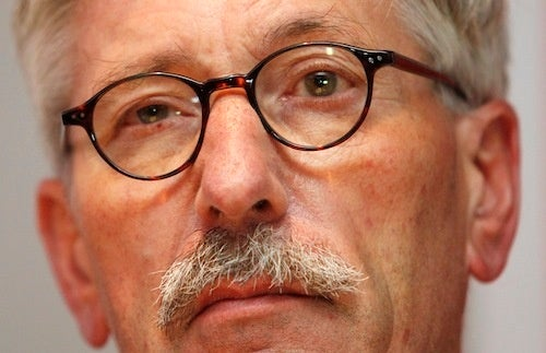 Top German Banker: All Jews Share a Gene