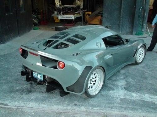 550HP Lotus Exige