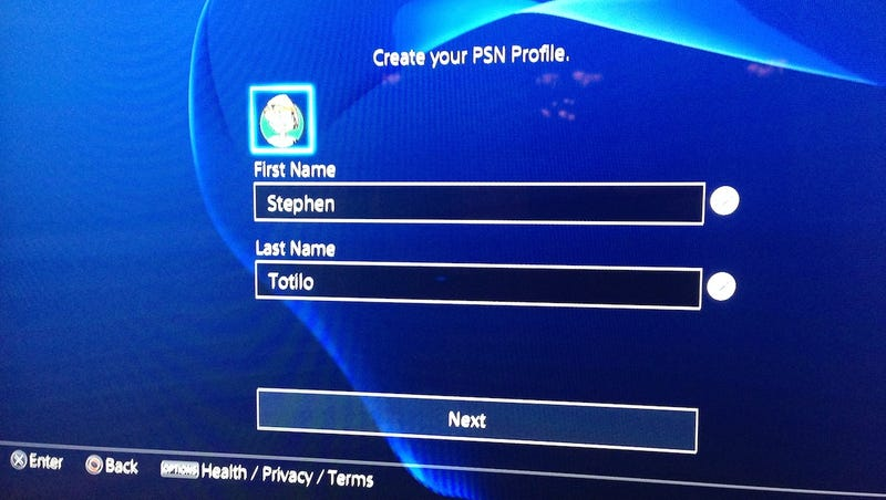 Study The PS4's Social Network Settings Before Putting It Online