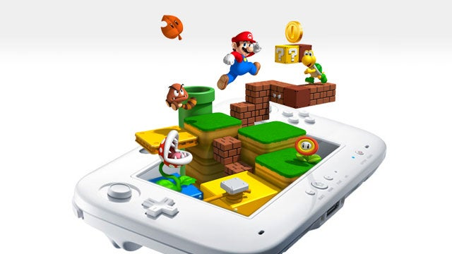Nintendo Flirted With 3D, HD Displays for Wii U Controller
