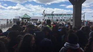 Statue of Liberty, Ellis Island Evacuated Over Suspicious Package